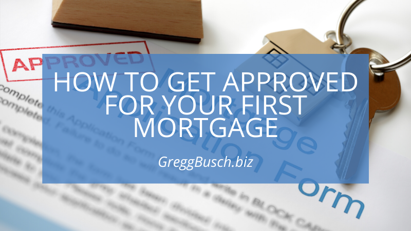 First Mortgage Approval